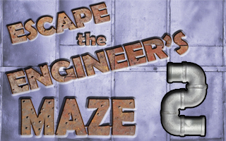 Escape the Engineers Maze 2