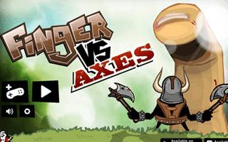 Finger vs Axes