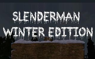 Slenderman Winter Edition