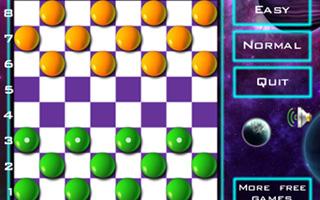 Cosmos Checkers