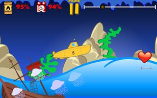 Submarine Path