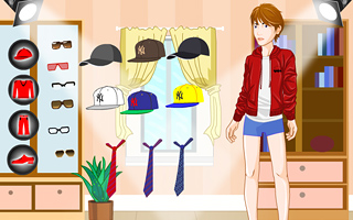 Wardrobe at home