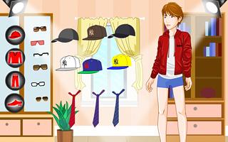 Wardrobe at home